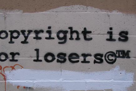 Le pire du droit d'auteur en 2012