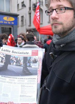 Nicolas Croes, le PSL au FSM