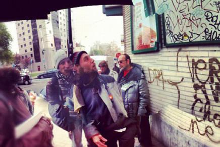 Obetre, le graffiti dans l'espace public