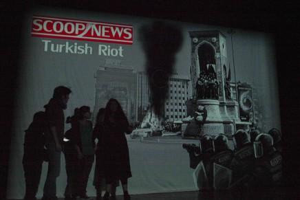 Les fripouilles de Gezi
