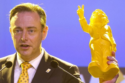 La vie de Bart de Wever en danger, prévu dans C4!