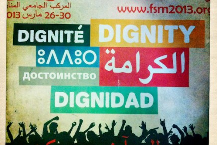 Forum Social Mondial à Tunis: les enjeux locaux