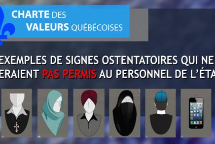 Québec : le port ostentatoire du iPhone 5S sera interdit aux fonctionnaires de l'État