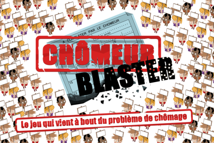 Chômeur blaster {version beta}