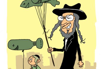 Humour juif