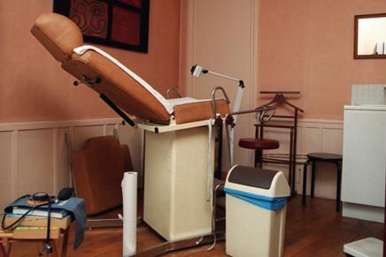 Ma récente visite chez la gynécologue