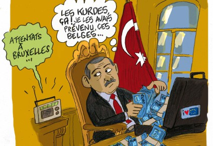 Pendant ce temps, à Ankara…