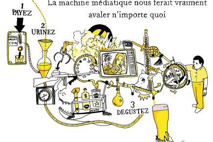 La machine médiatique