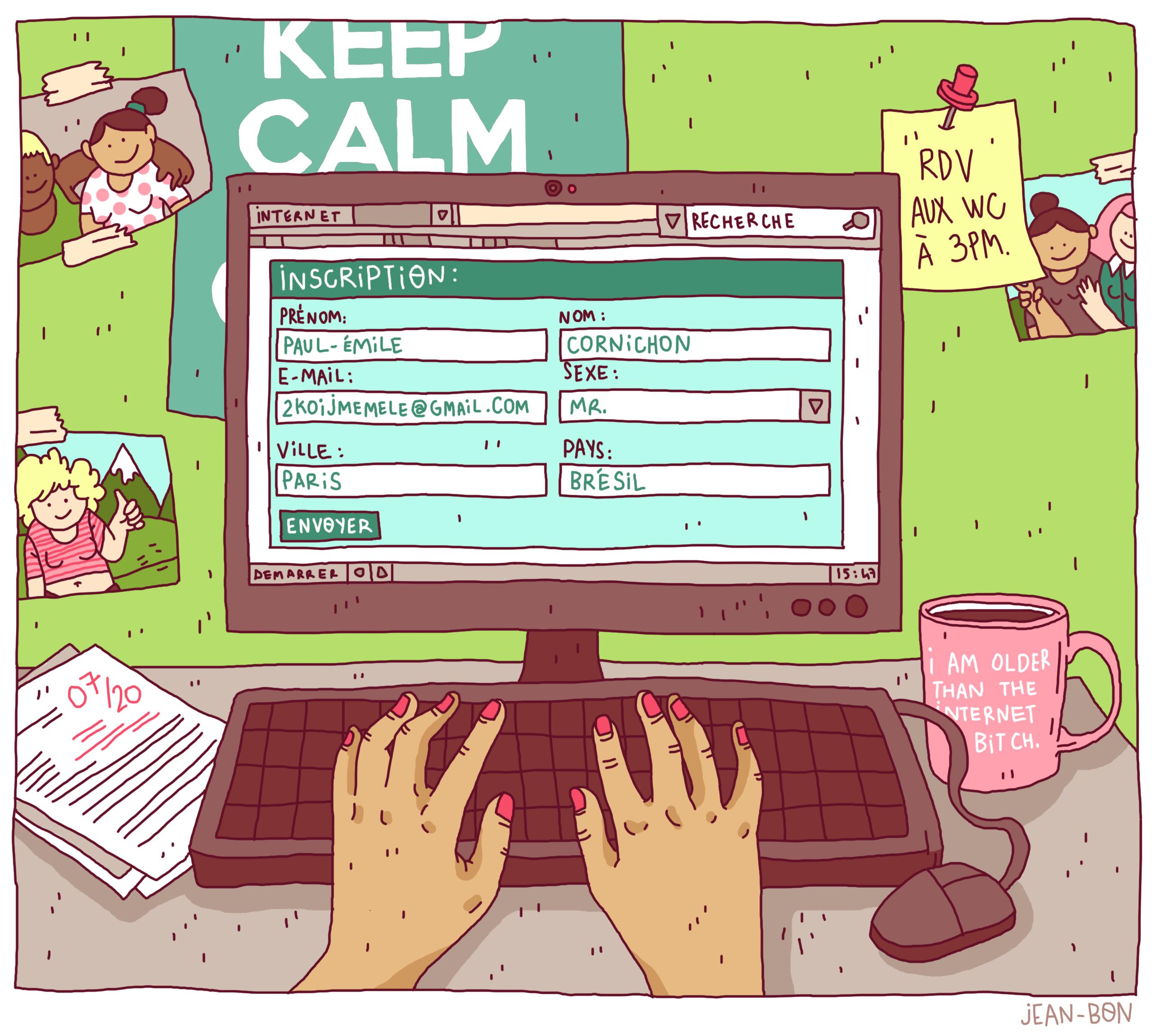 Un guide DIY pour une cybersécurité féministe
