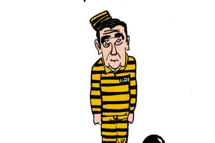 Le nouveau costume de Fillon