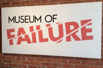 L'art d'échouer