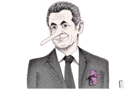 Sarkozy mène les juges par le bout du nez