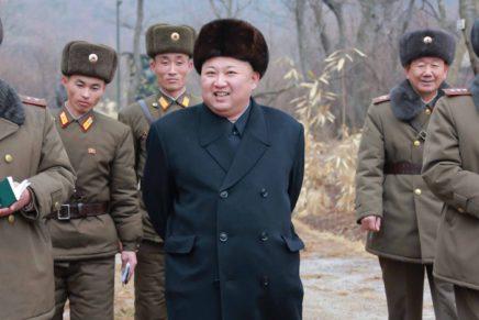 Les fabuleuses aventures de Toni en Corée du Nord