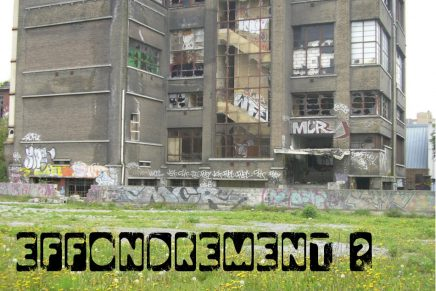 « Effondrements ? » (podcasts)