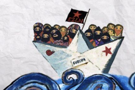 La Petite histoire du mouvement Zapatiste à Liège